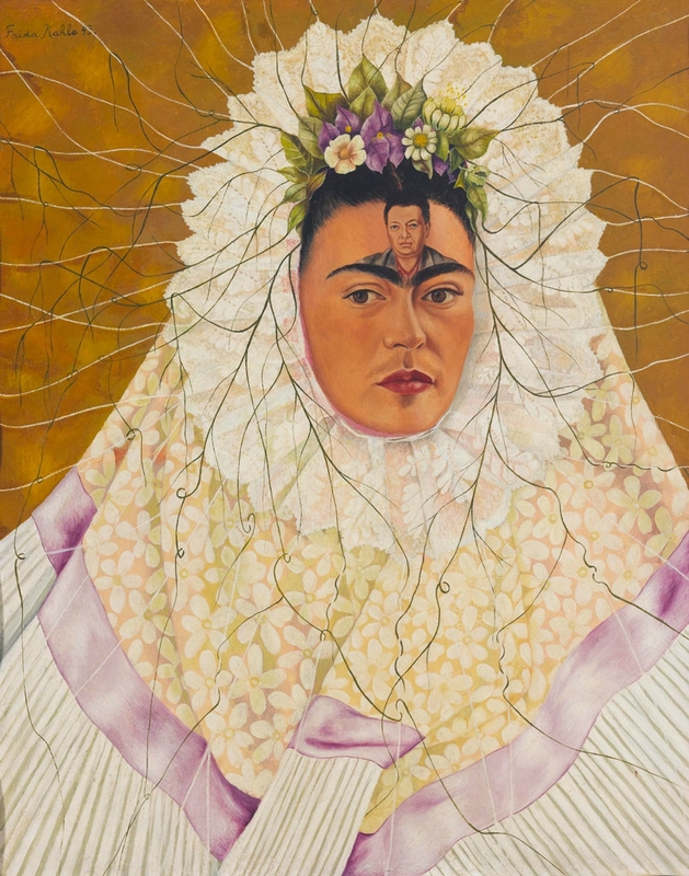 Frida-Kahlo-Diego-on-my-mind-ROYAL-MUSE-AUTO-PORTRAIT