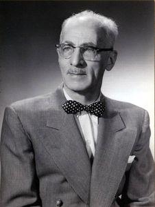 Jean Narrache BAnQ Gaby 1955