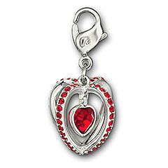 Heart Cage Charm 49€