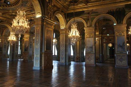 Salle arcades Lutetiablog Lutetia