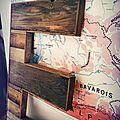 lettre bois deco recycle reclaim wood letters 5