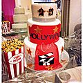 Cake design cine´ma