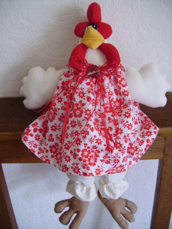 Gallinette la poulette