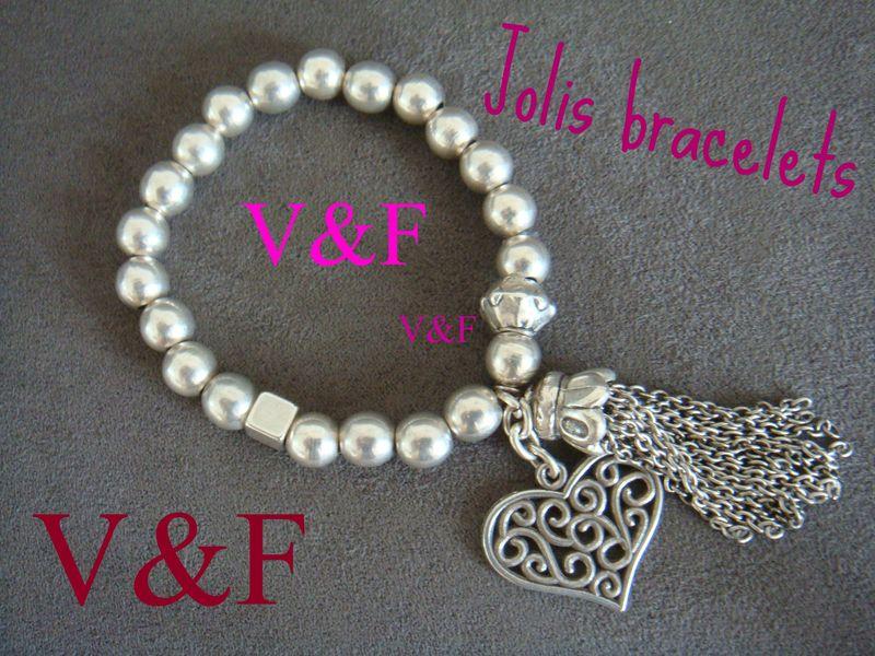 Couverture bracelets