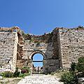 La basilique saint-jean à selçuk