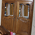 Petite armoire AVANT