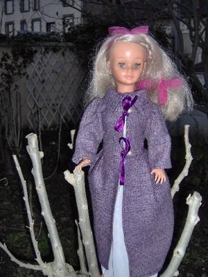 Séraphine - manteau d'hiver