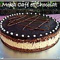 Moka café et chocolat