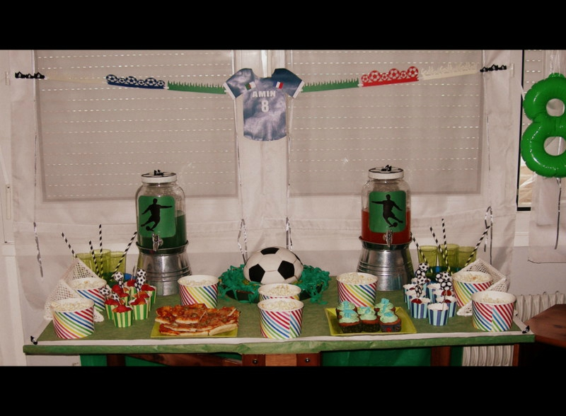 Anniversaire footballesque!