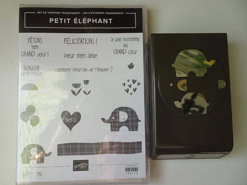 Lot Petit éléphant