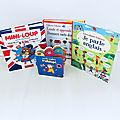 Des livres pour apprendre l'anglais aux enfants