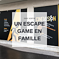 Un escape game en famille