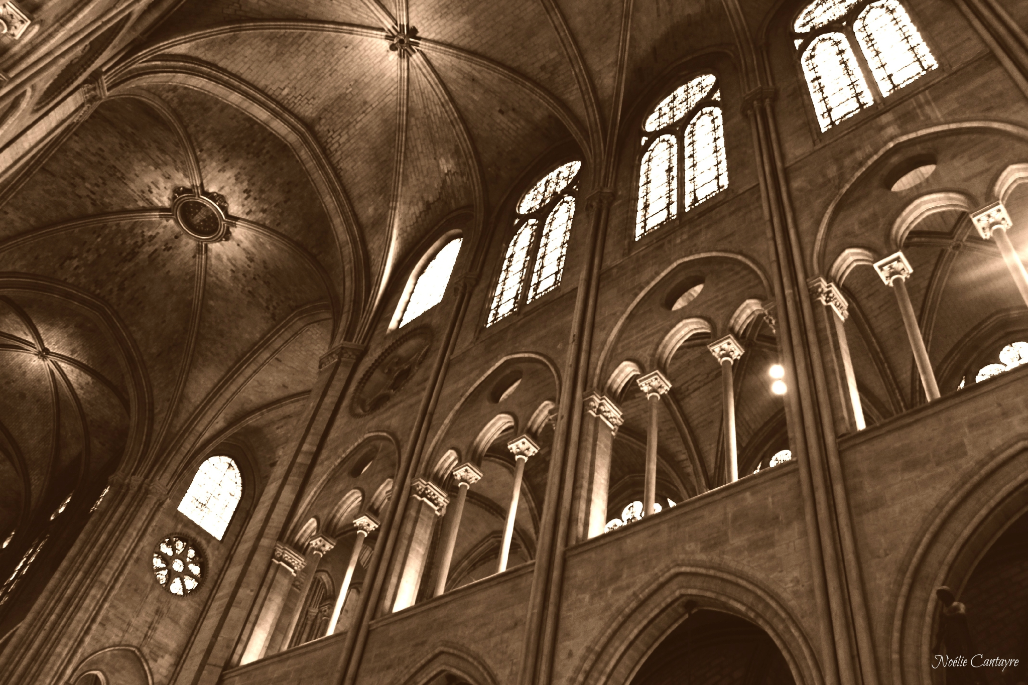 Escapade parisienne : Notre Dame de Paris.
