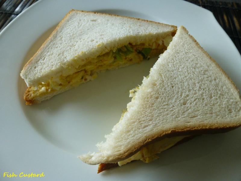 Sandwiches aux oeufs (pain de mie) (1)