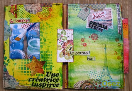 Azoline Art book 6