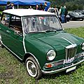 Riley elf mkii 1963-1966