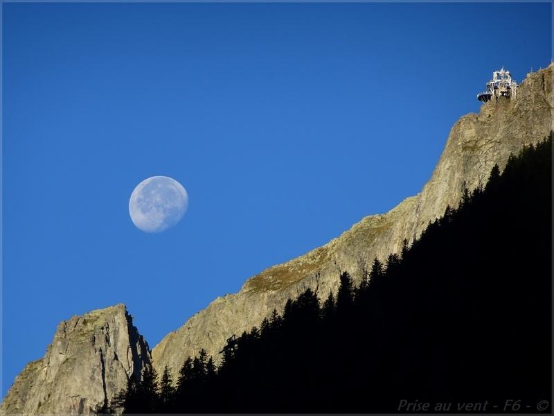Lune - Chamonix Brévent - 1