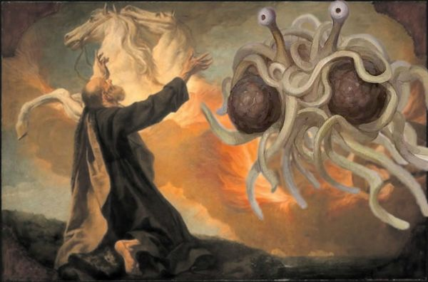 Noodly Touch