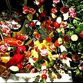 F&P Bouquet de légumes fleurs