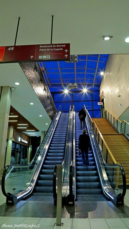 """Millau - Le Centre Commercial de """"La Capelle"""" mis à jour le 01 février 2018"""