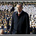 Législatives en turquie : le parti d'erdogan reprend la majorité absolue au parlement