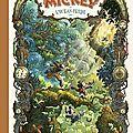Mickey et l'océan perdu, la bande dessinée de denis-pierre filippi et silvio camboni