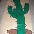 un cactus plus vrai que nature!