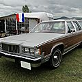 Mercury grand marquis ls colony park - 1983 à 1987