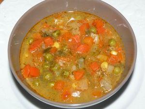 minestrone provençal