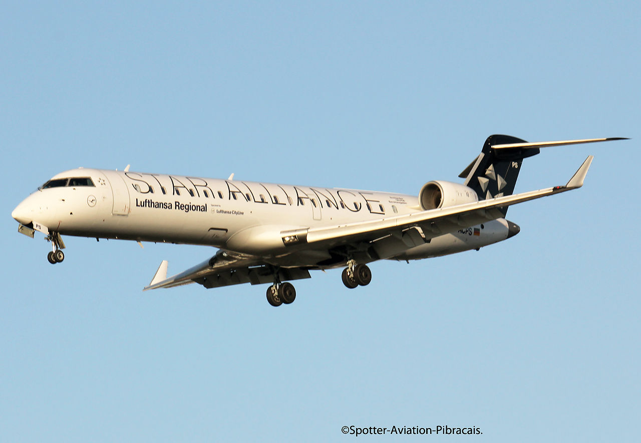 Star Alliance (Lufhansa Régional(Lufthansa CityLine)