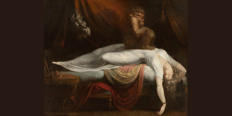 fussli-le cauchemar 1781