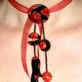 RDC noir rouge orange...