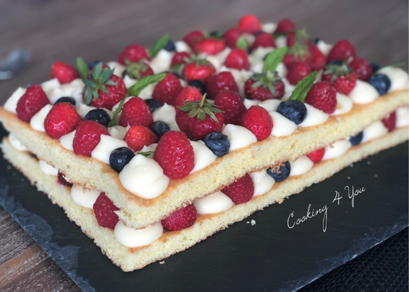 genoise fruits rouge 063