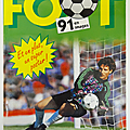 Sport ... album panini foot 91 * football en images