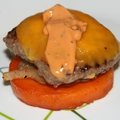 Hamburger à la citrouille