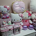 My collection Hello Kitty