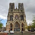 Reims, sa cathédrale notre dame et son architecture art-déco