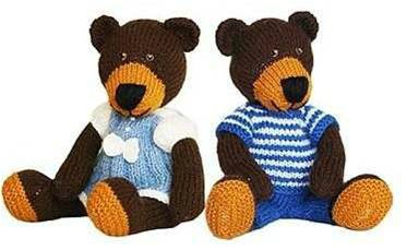 Traduction Lisette Traditional Bear - Twins