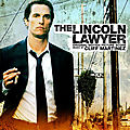Bande originale : the lincoln lawyer (score)