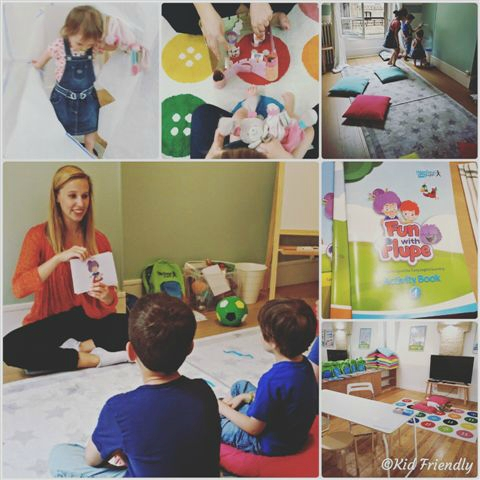 Helen Doron English School ©Kid Friendly