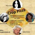 Crop pizza en suisse