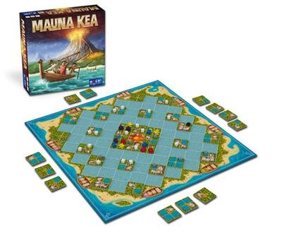 Boutique jeux de société - Pontivy - morbihan - ludis factory - Mauna Kea