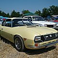 LANCIA Fulvia Sport 1.3S carrosserie Zagato 1971 Ohnenheim (1)