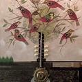 Encore une artiste de mixed-media :darleme olivia