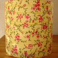 Abat-jours cylindriques 20 cm