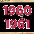 .CLASSE en : 1960 / 61