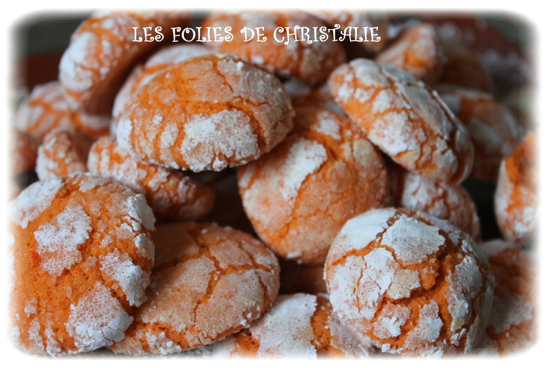 Crinckles orange 1