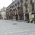 Rue saint louis pau - un nouvel axe piétonnier avec ses commerces