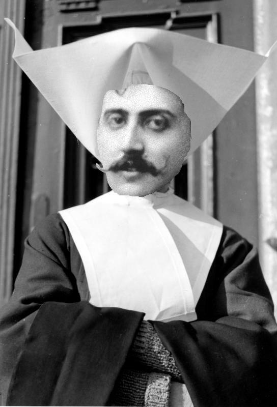 Jeu 67 de La Licorne Proust en cornette
