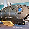 Sous-marin rc en forme de poisson.-67-